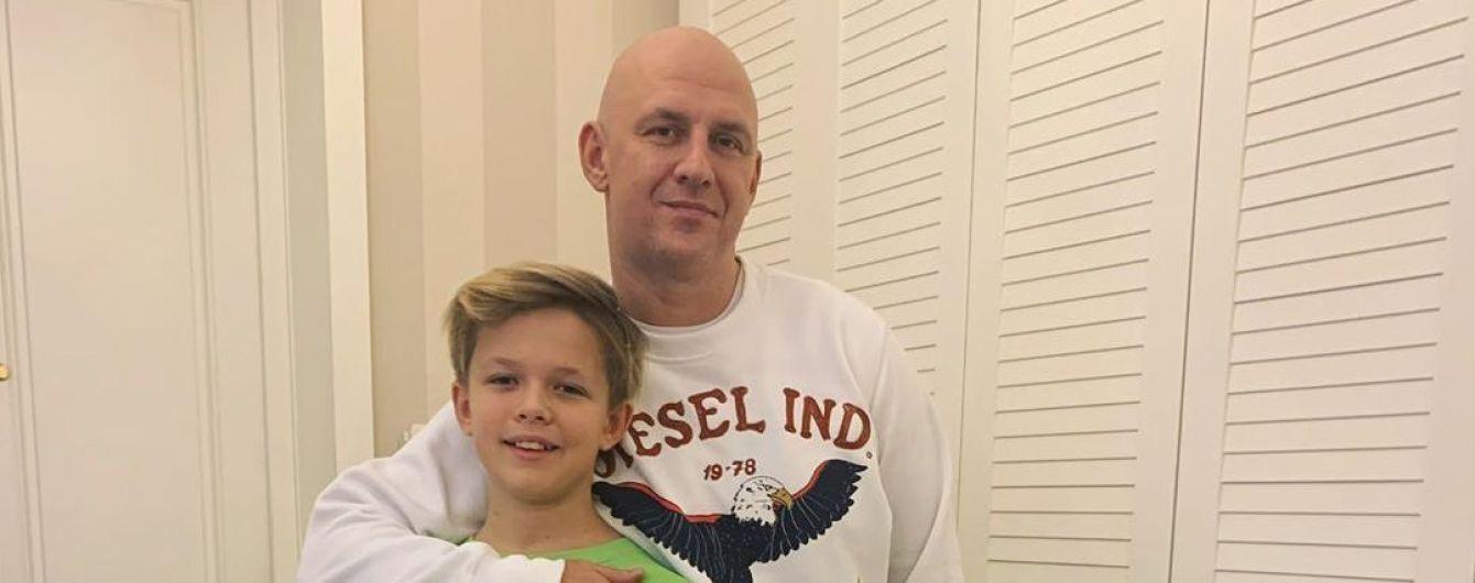 Потап під час відпочинку з Каменських у Мексиці зустрівся із 11-річним сином