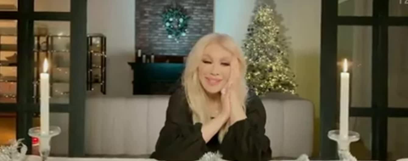 Таисия Повалий впервые за шесть лет выпустила клип на украиноязычную песню