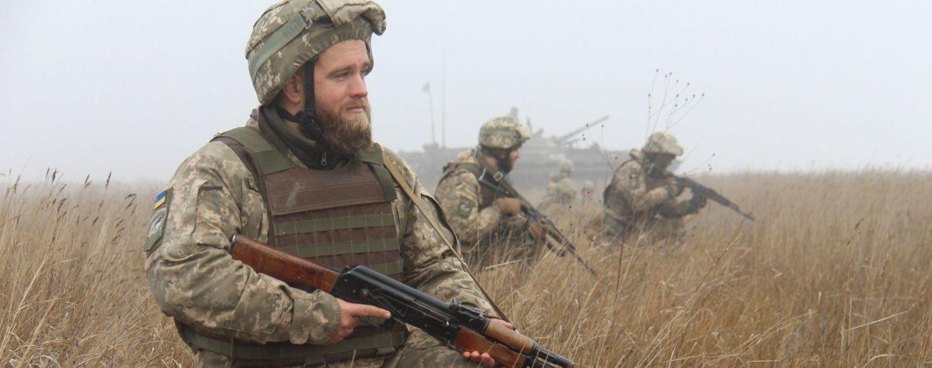 Украинские военные подавили мощный обстрел боевиков из запрещенного крупнокалиберного оружия
