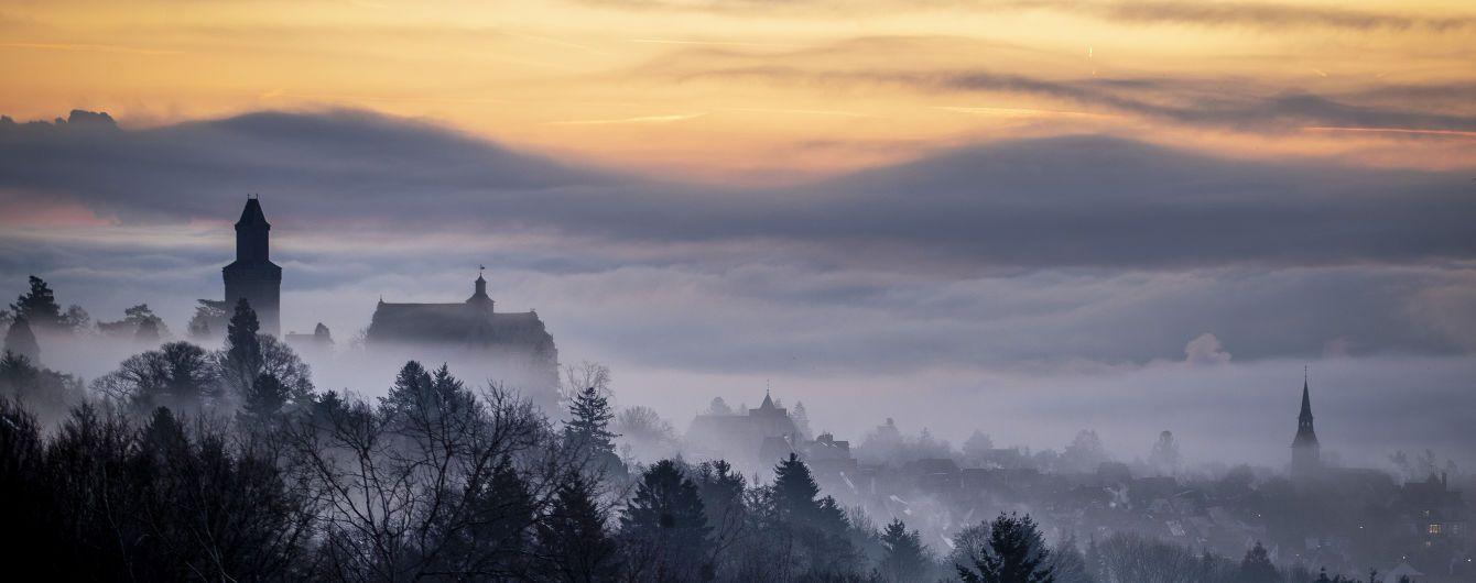 Місцями туман, а температура до 9 градусів тепла: погода на середу