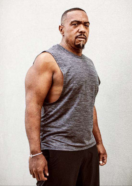 Репер Timbaland приголомшив схудненням на майже 60 кілограмів