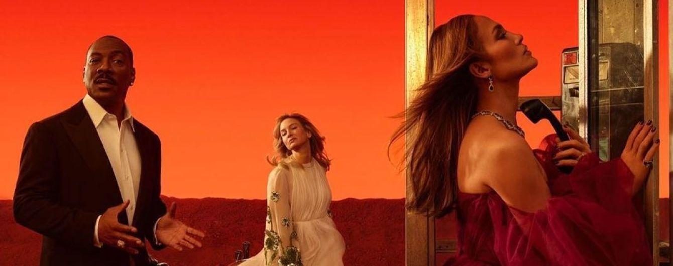 Роковая Джей Ло и романтичная Зеллвегер украсили Vanity Fair