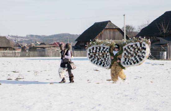 Маланка у Красноїльську: як на Буковині влаштовують народні вечірки на Щедрий вечір