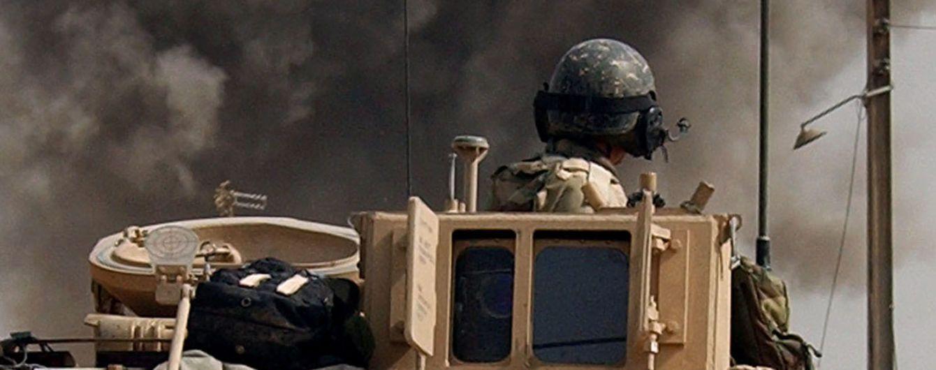 Обстріл поблизу посольства США в Іраку. Ціллю була військова база коаліції