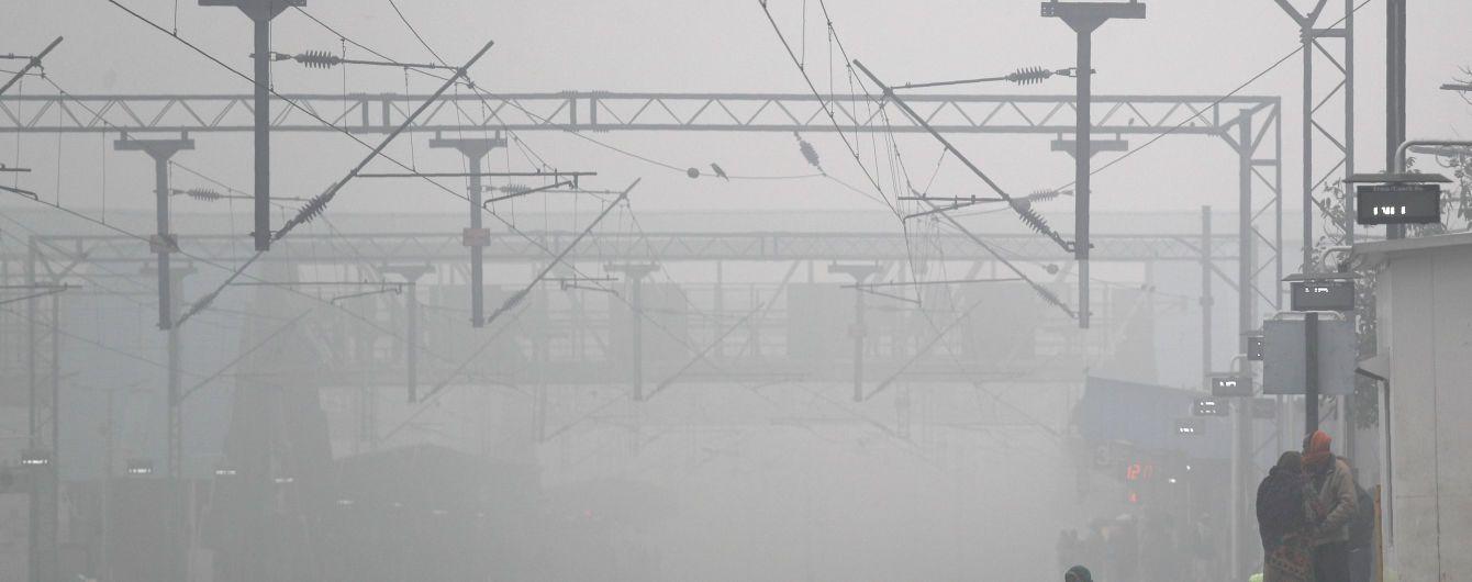 Погода на среду: Украину накрывает туман