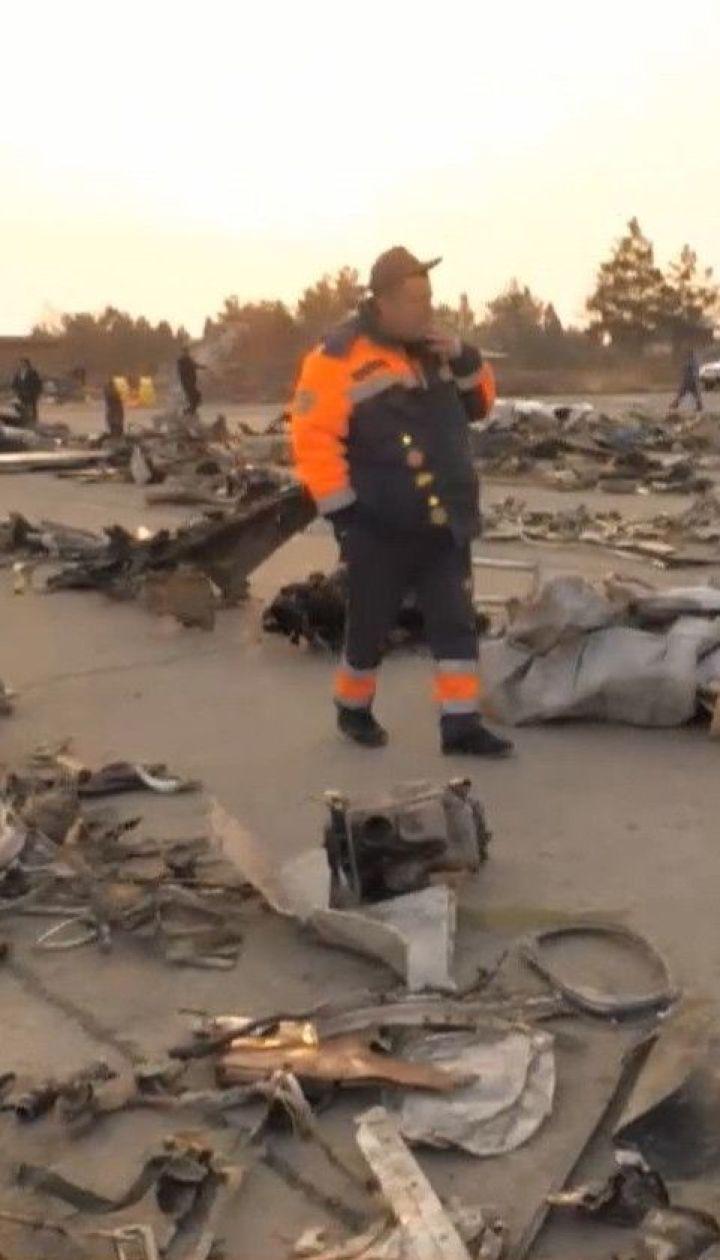 Зеленский и Трюдо провели телефонный разговор по поводу расследования авиакрушения в Иране