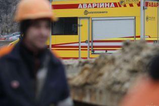 Четвертий прорив теплотрас у Києві: залило вулиці біля Севастопольської площі