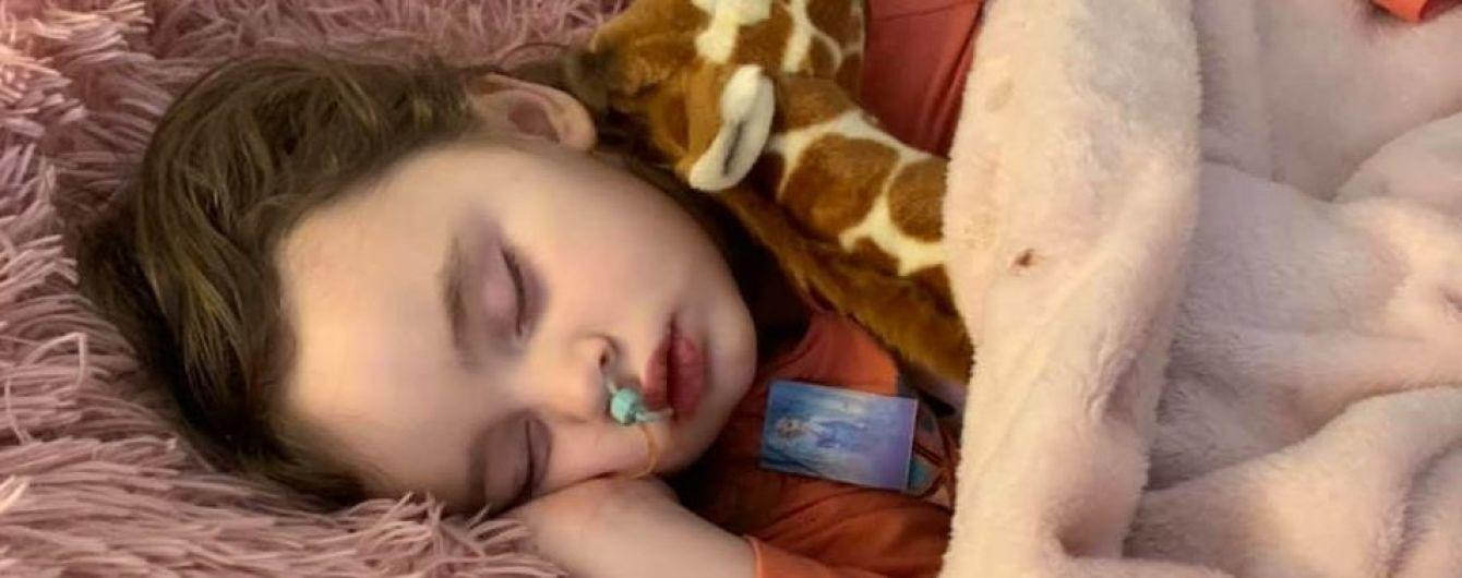 У США дитина осліпла від ускладнень грипу