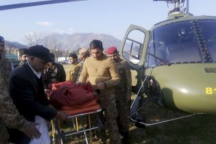 Пакистан и Афганистан страдают от снежной стихии. Лавины унесли жизни уже более сотни людей