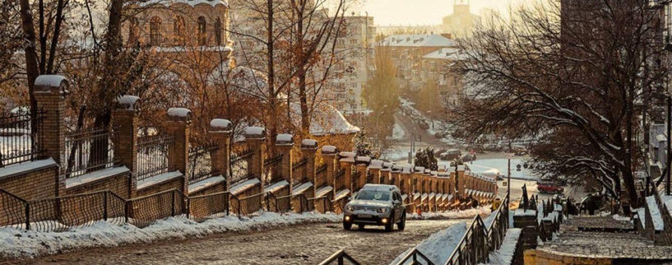 У центрі Києва одна з вулиць стане однобічною для руху авто