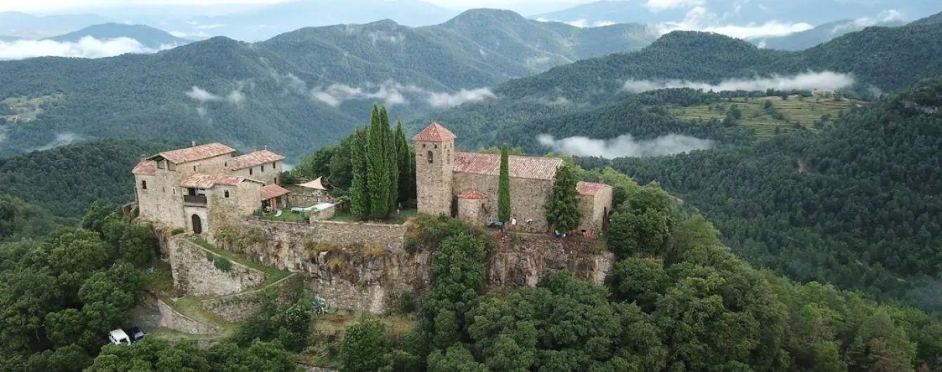 В Испании туристам сдают в аренду средневековый замок