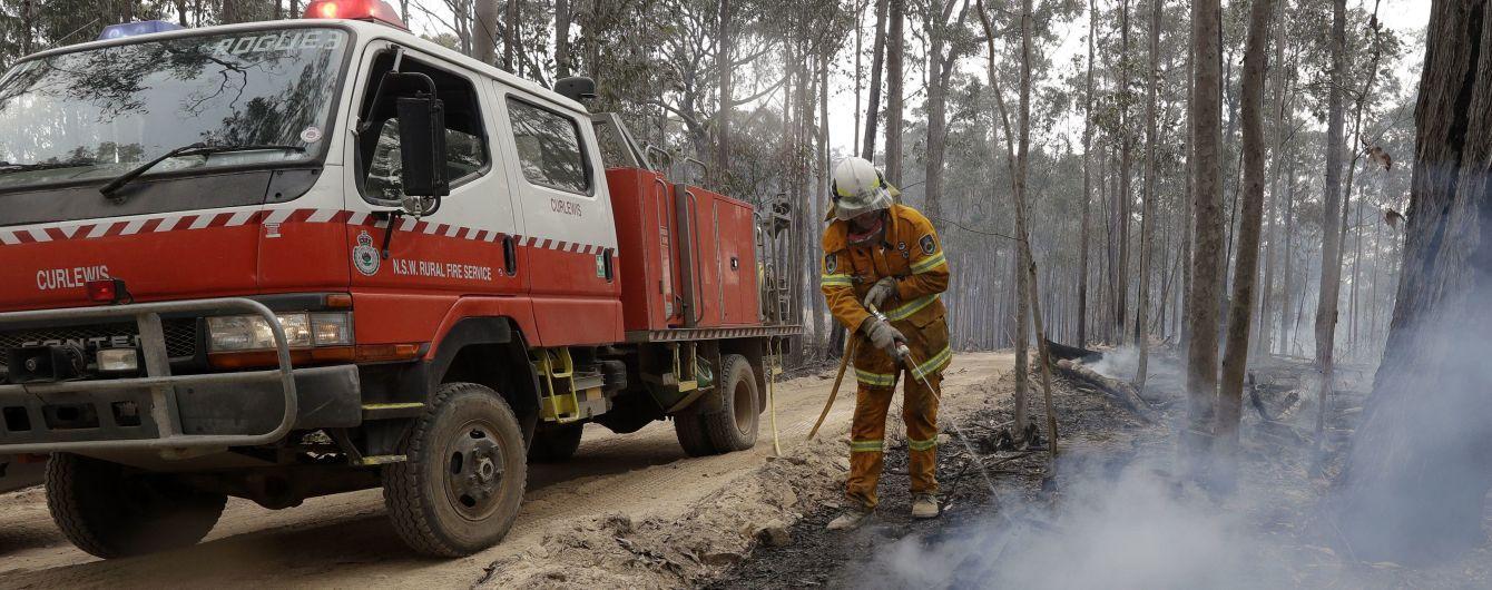 Австралія 100 років буде оговтуватися від пожеж
