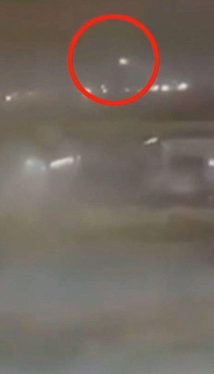 В самолет МАУ над Тегераном попали ракетами по меньшей мере дважды - новое видеодоказательство