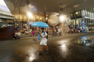 Матчи украинок в квалификации Australian Open перенесли из-за ливня