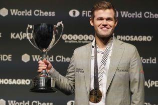 Норвежский шахматист установил рекордную беспроигрышную серию в истории