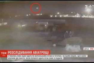"""Две ракеты с промежутком в 20 секунд: журналисты опубликовали новые кадры сбивания украинского """"Боинга"""""""