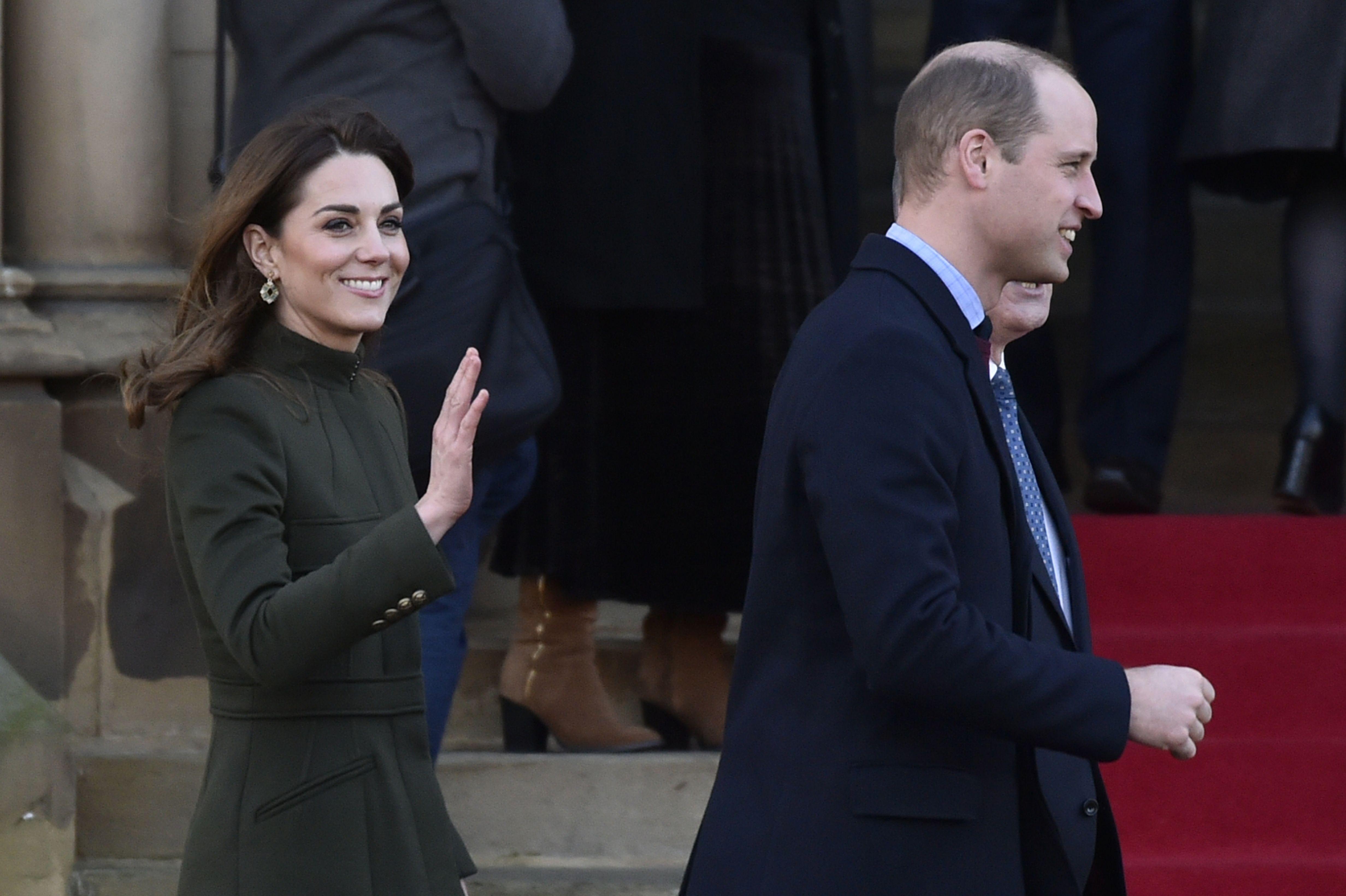 Принц Вільяма та Кейт