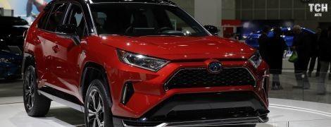 Toyota назвала бестселлер марки в мире по итогам первого полугодия