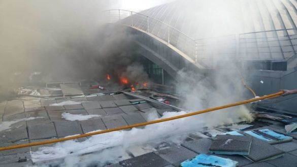 Аліканте Ельче аеропорт пожежа_02
