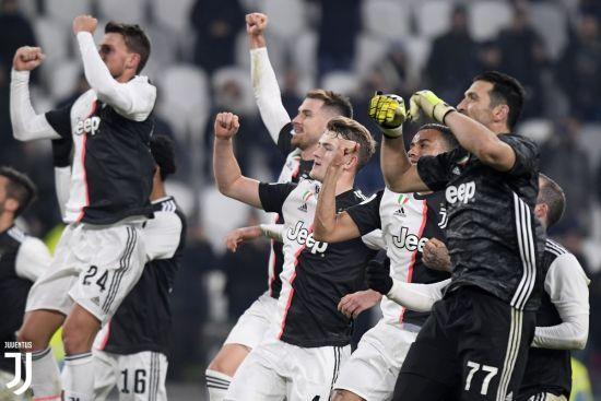 """""""Ювентус"""" із двома пенальті розбив """"Удінезе"""" та вийшов до чвертьфіналу Кубка Італії"""