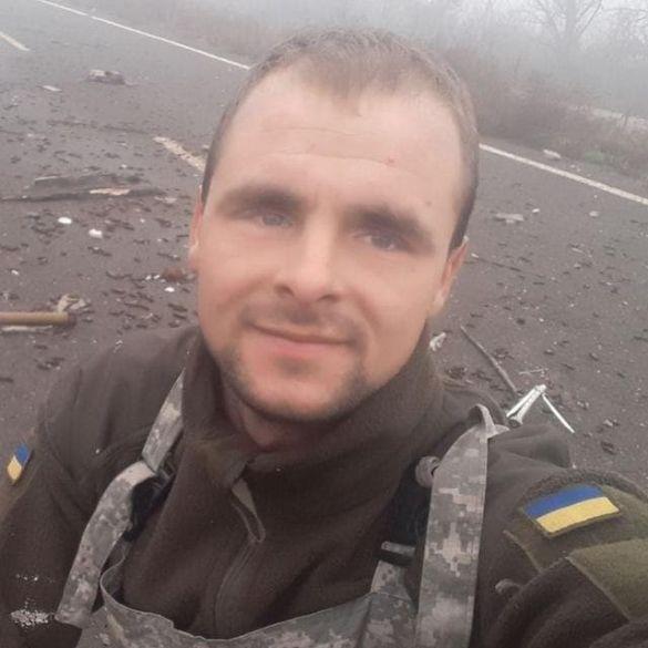 Олексій Кучкін, загиблий боєць