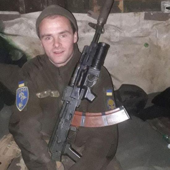 На передовій від кулі снайпера загинув 24-річний боєць, який лише місяць тому одружився