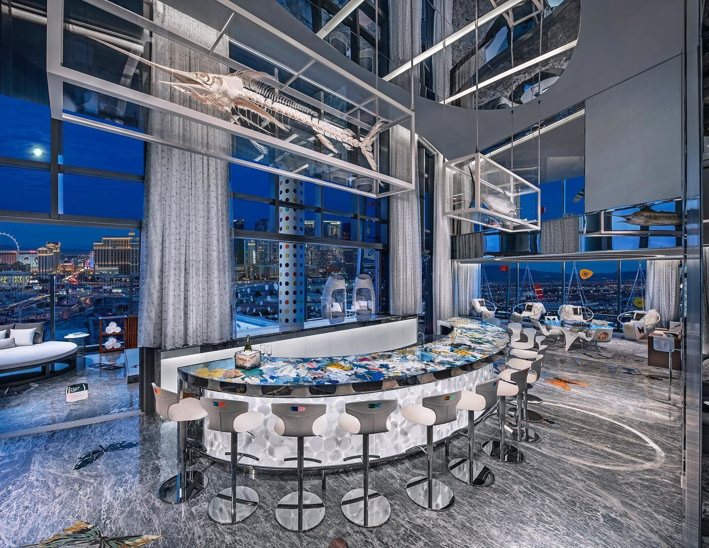 Empathy Suite, Palms Casino Resort