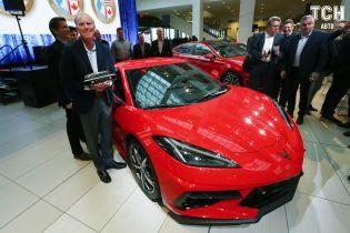 В Америці назвали найкращі автомобілі 2020 року