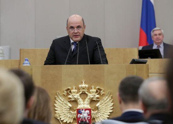 Путін підписав указ про призначення нового прем'єра