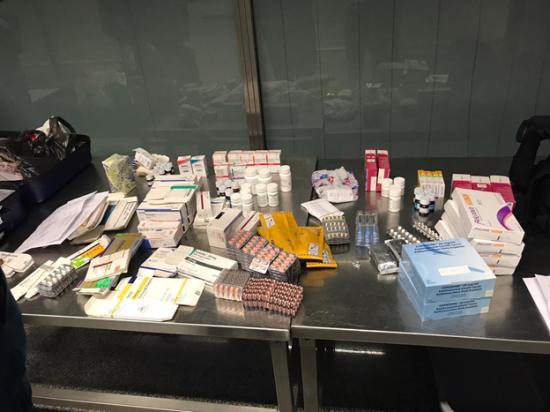 Правоохоронці заблокували контрабанду фальсифікованих ліків для онкохворих