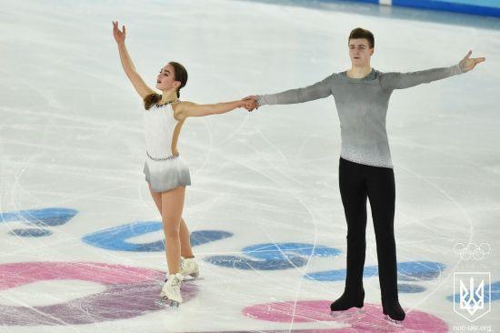 Україна виграла третю медаль на зимових Юнацьких Олімпійських Іграх