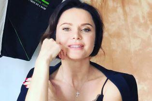 Лилия Подкопаева поделилась архивным детским фото