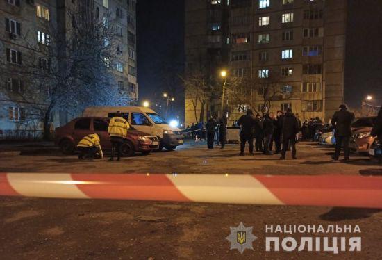 У дворі харківської багатоповерхівки кілер розстріляв чоловіка