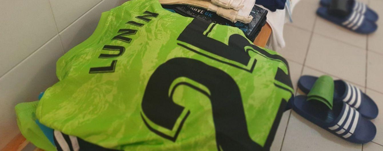 Лунин дебютировал за новый клуб на следующий день после трансфера