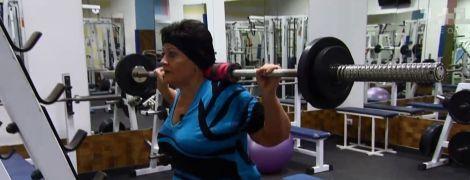 """Спорт после 60: украинка сбросила 40 кг веса и """"заразила"""" здоровой жизнью мужа-пенсионера"""