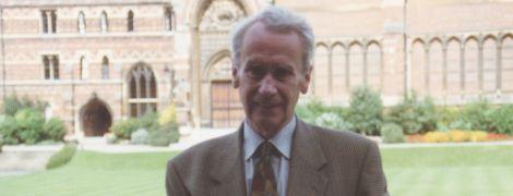 """У віці 95 років помер син відомого письменника Толкіна. Він малював мапи Середзем'я для """"Володаря перстнів"""""""
