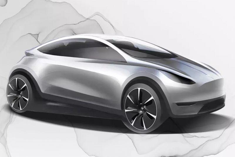 Невідома модель Tesla