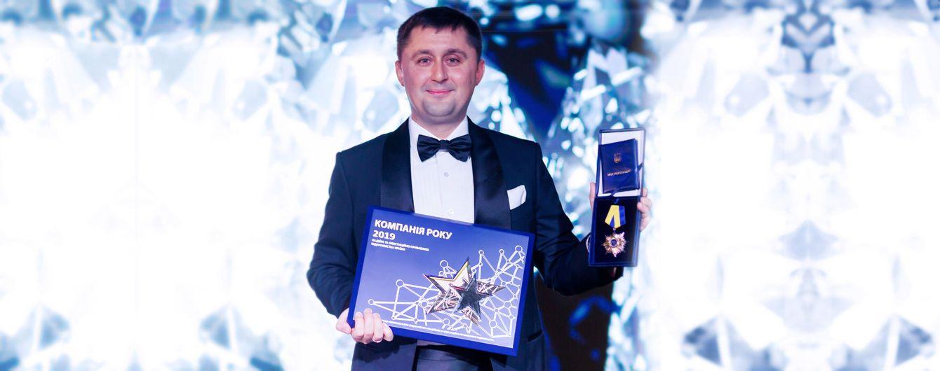 Premier Food – лучшая компания года по версии Всеукраинского отраслево-аналитического центра