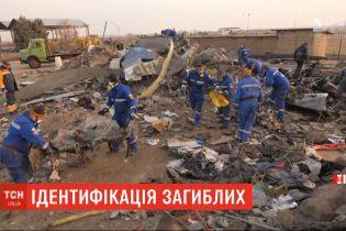 Тела погибших в авиакатастрофе в Иране украинцев вернут домой в ближайшие два дня - МВД