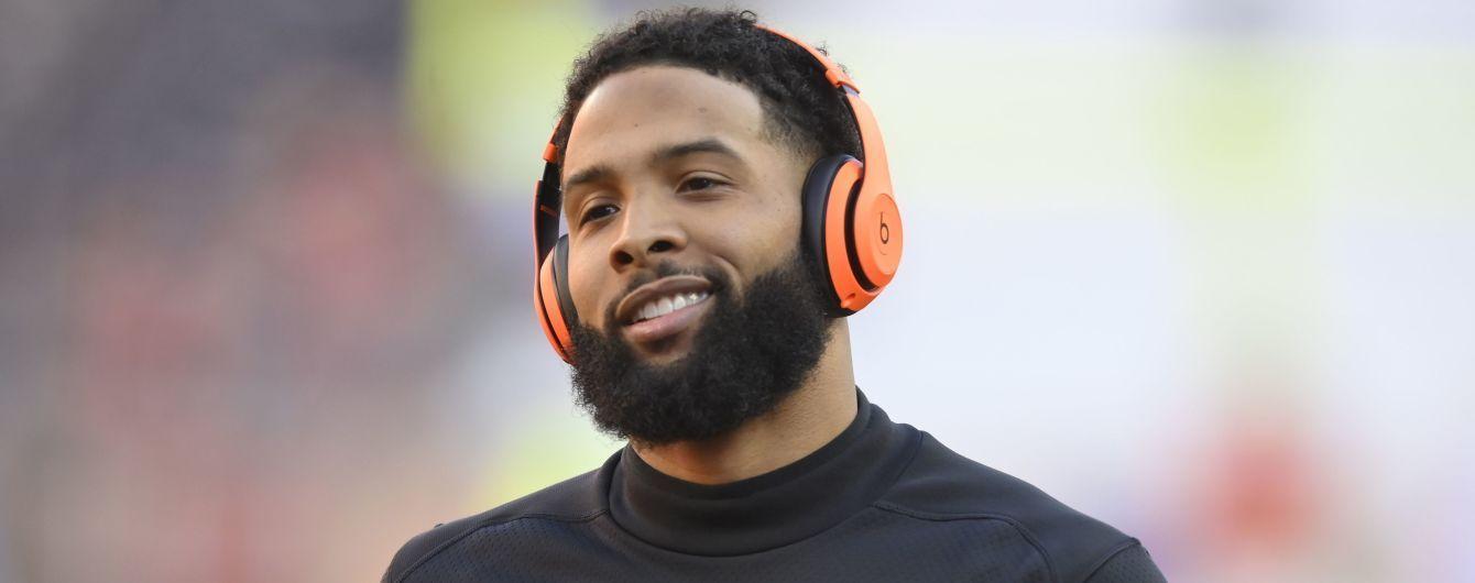 Американський футболіст ляснув поліцейського по дупі та може опинитися за ґратами