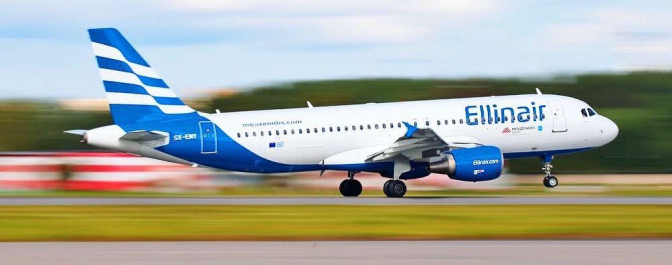 Ellinair откроет прямые рейсы из Киева в Грецию