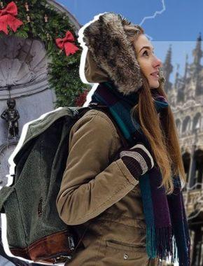 Чому в Бельгію потрібно їхати взимку