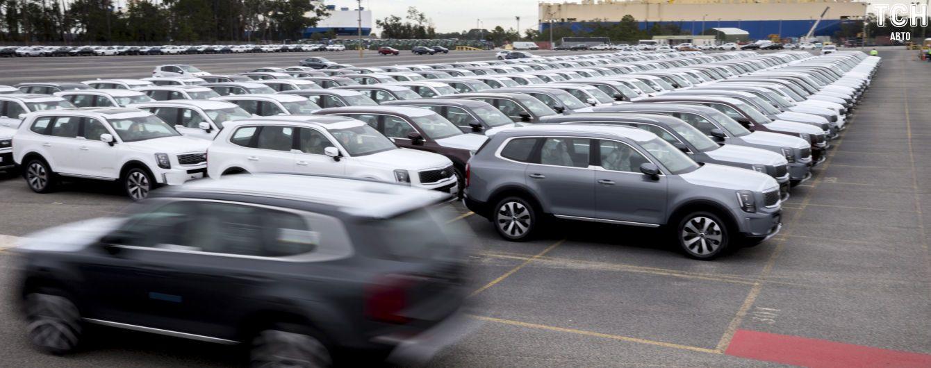 Експерти обрали найкращі у світі автомобілі 2020 року