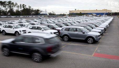 В Украине изменяются размеры налогов на продажу авто. В Раде приняли новый закон