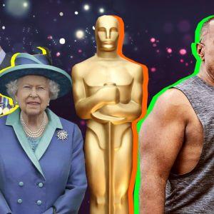 """Новини у Гламурі за тиждень: номінанти """"Оскара"""" та коментар Єлизавети ІІ щодо скандалу у родині"""