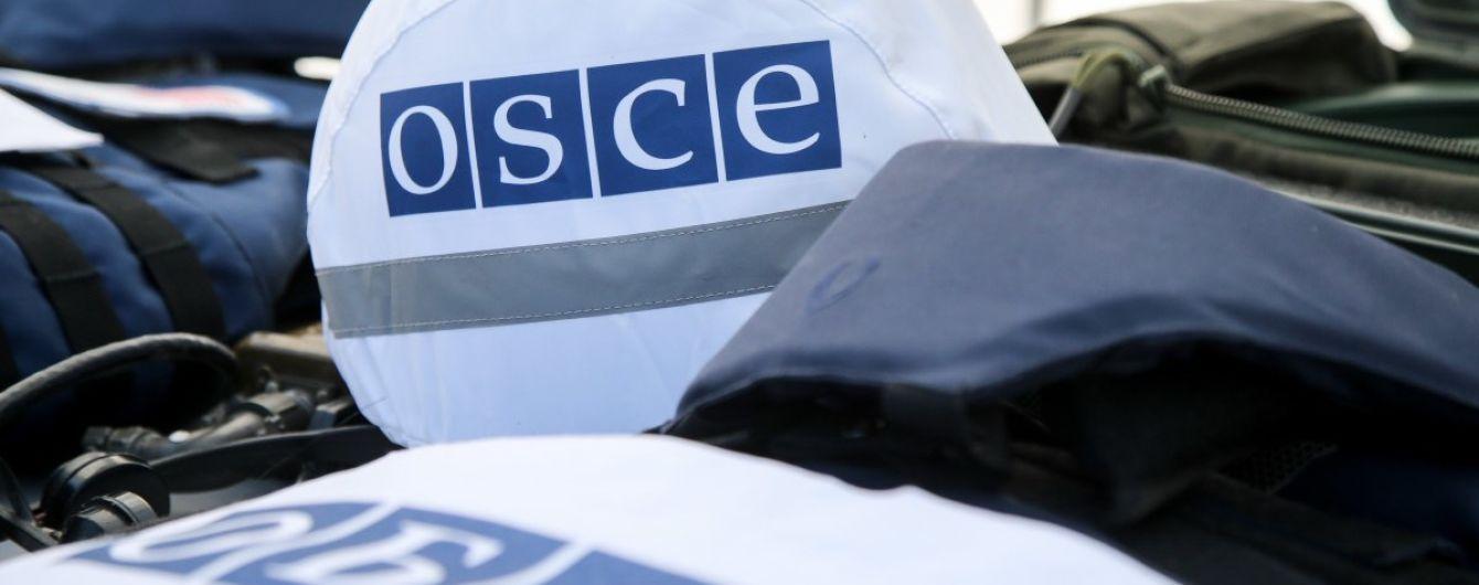ОБСЄ виявила міномети, гаубиці та нові позиції бойовиків на Донбасі