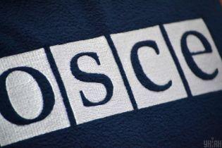 Патруль місії ОБСЄ обстріляли у Луганській області
