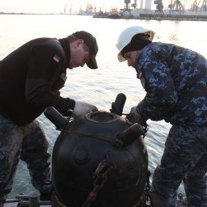 Силы ООС начали минирование акватории Азовского моря