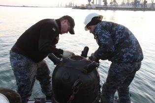 Сили ООС розпочали замінування акваторії Азовського моря