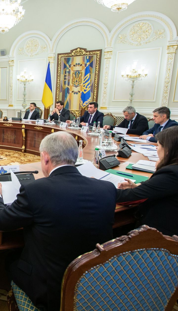 РНБО розглянула проєкт Стратегії нацбезпеки України. Що передбачає документ